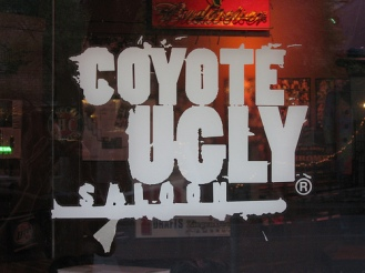 Where To Be: Coyote Ugly