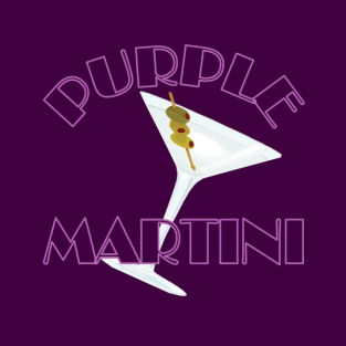 Where To Be: Purple Martini